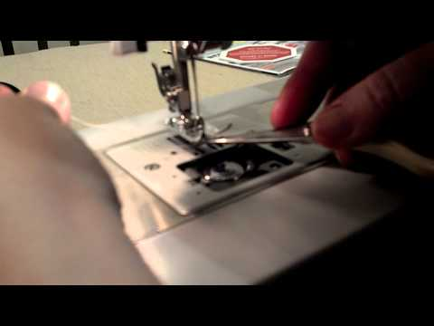 Threading a Singer 4423 Heavy Duty Sewing Machine