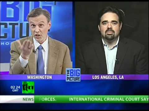 Hartmann: You're better off w/no news than GOP TV's FOX News