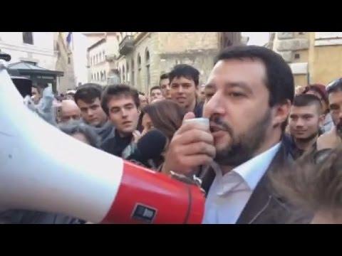 Alternativa a Renzi ESISTE e rappresenta MILIONI di italiani stanchi della sinistra