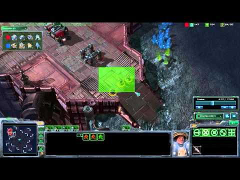 StarCraft 2 Strategy - [T] Marine Banshee - Step-by-Step