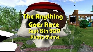 anything goes Race 2017 09 15 Piratesal