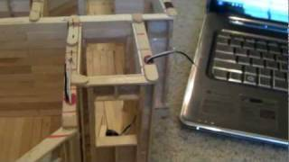 11 - Building Popsicle Stick House