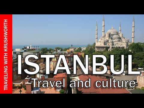 Visit Istanbul Turkey Tourism (Attractions) | Hagia Sophia/The Blue Mosque | Travel Guide Video