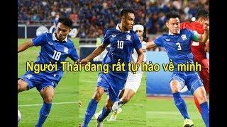 Người Thái lên tiếng về bóng đá Việt Nam và khu vực ĐNÁ