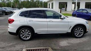 2019 BMW X3 Daytona, Palm Coast, Port Orange, Ormond Beach, FL LF31995