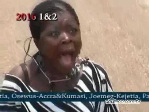 3 Produções bizarras de Gana