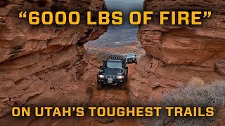 6000 Pounds of Fire - On Utah's Toughest Trails