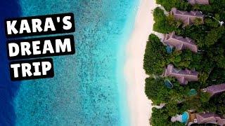 MALDIVES TRAVEL VLOG & VILLA TOUR!