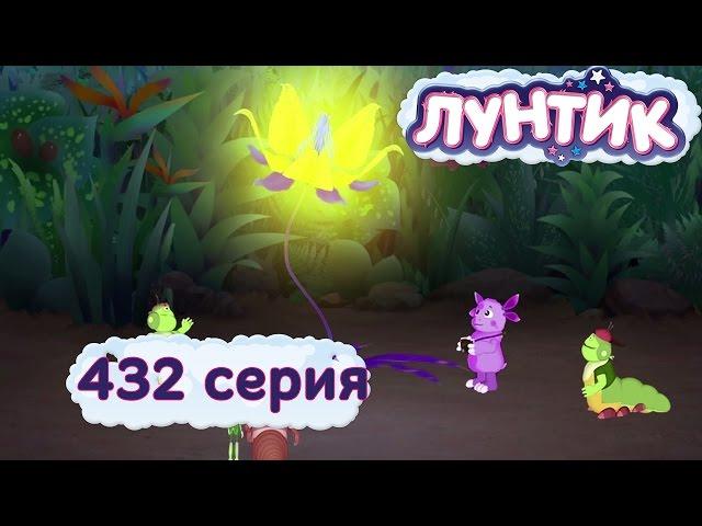 Лунтик - Новые серии - 432 серия. Редкое цветение (Мультик)