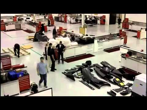 Andretti Autosport Shop Cam - Dec. 15, 2011