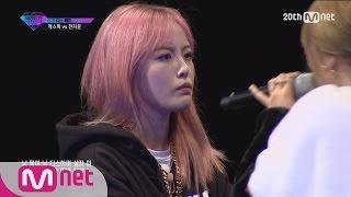 [Korean Reality Show UNPRETTY RAPSTAR2] Diss Bae Kasper vs Jeon Ji Yoon l Kpop Rap Audition EP.05