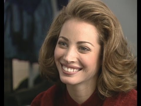 Christy Turlington 1999 Interview