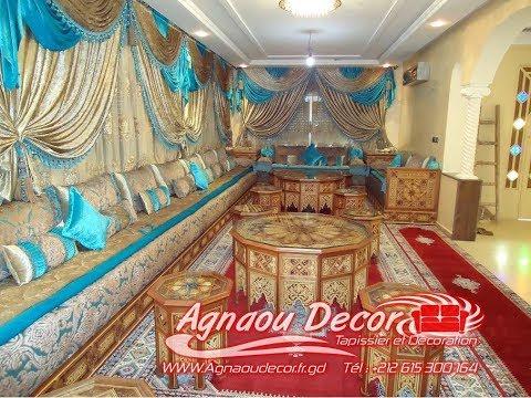 Decoration Salon Marocain Moderne