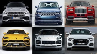 Top 15 Ultra Luxury SUV 2019 (YOU MUST SEE)