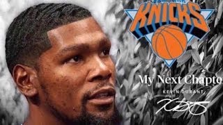Kevin Durant Headed To Knicks or Lakers According To Stephen A Smith!