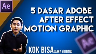 Download Lagu #After Effect Tips 1:  5 Dasar After Effect Motion Graphic Gratis STAFABAND