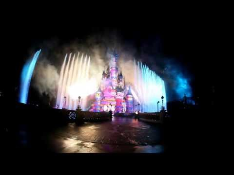 Disney Dreams Full show 2013 HD