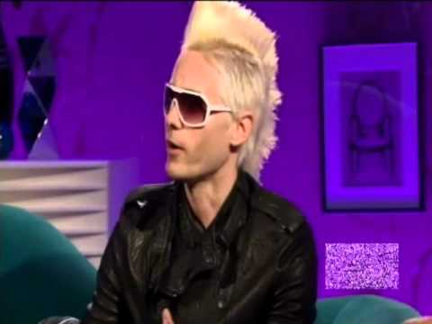 JARED LETO INTERVIEW - Alan Carr 'Chatty Man'