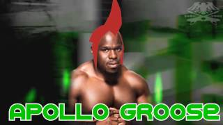 "Apollo Crews & LoZ: Skyward Sword Mashup - ""Apollo Groose"""