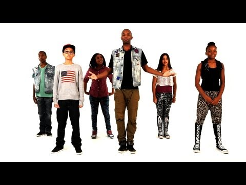 How To Do The Cupid Shuffle | Kids Hip-hop Moves video