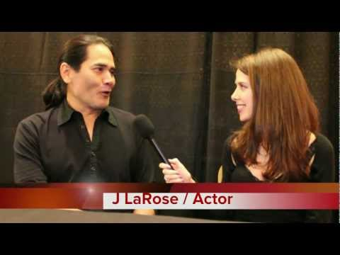 Insidious actor J LaRose discusses what scares him