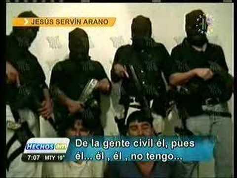 Asesinatos en Veracruz, los ensabanados