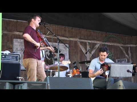 The Lost Bayou Ramblers Live at Jazz Fest