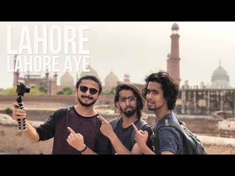LAHORE LAHORE AYE | UKhano | Vlogs thumbnail