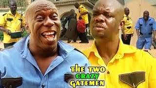 The Two Clever Gate men  2 - Charles Onojie 2018 Latest Nigerian Nollywood Comedy Movie Full HD