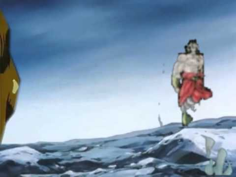 Broly Vs Bio Broly video