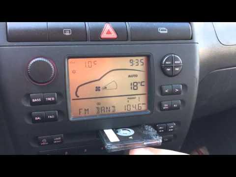 Seat Ibiza Cordoba radio 6K0035152A