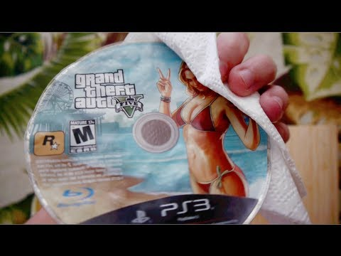 Kid Microwaves Grand Theft Auto 5