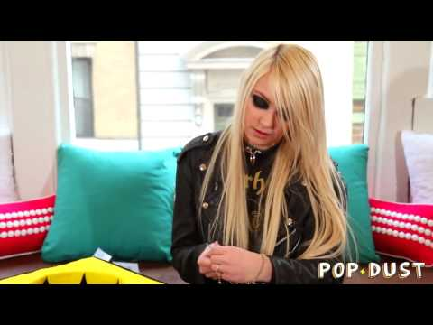 Taylor Momsen Interview Magic Box on Popdust