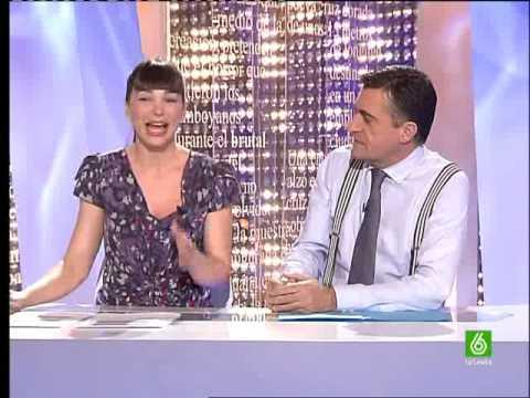 El Intermedio...Beatriz Montañez tiene un ataque de risa