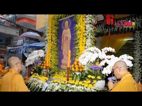 Tin Phật giáo Video SenvietTV 165
