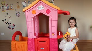 Little Tikes Lalaloopsy Sew Cute Playhouse - Inside Playhouse for Kids