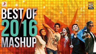 Best of 2016 Mashup – DJ Kiran Kamath