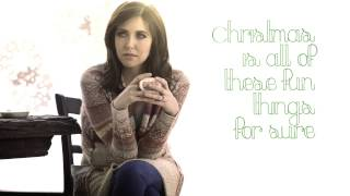 Watch Francesca Battistelli Christmas Is video