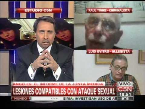 C5n - Crimen De Angeles Rawson: Escandalo En El Caso (parte 1)