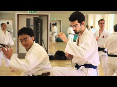 Imperial College Shorinji Kempo Fresher's Video Image 1