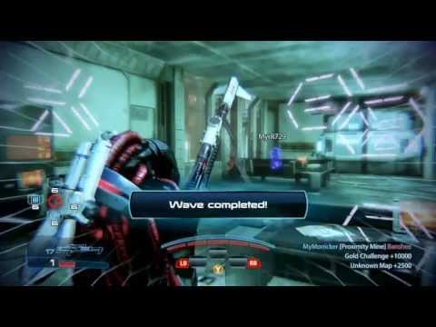 ExplanationVideo, Future Stuff, Rambling - Mass Effect 3 Gold Geth Infiltrator