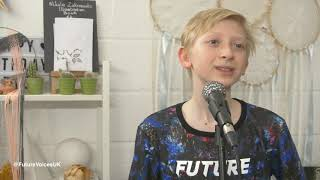 Twenty One Pilots - Message Man (12 year old Vincentas)