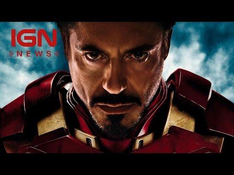 Jon Favreau Can't Imagine Iron Man Without Downey Jr - IGN News