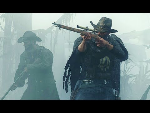 Hunt Showdown New Gameplay Trailer (New PvP Bounty Hunting Game 2018)