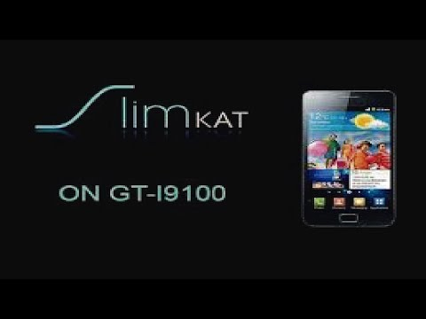 Instala Android 4.4.2 Rom SlimKat  Galaxy s2  (ESPAÑOL)