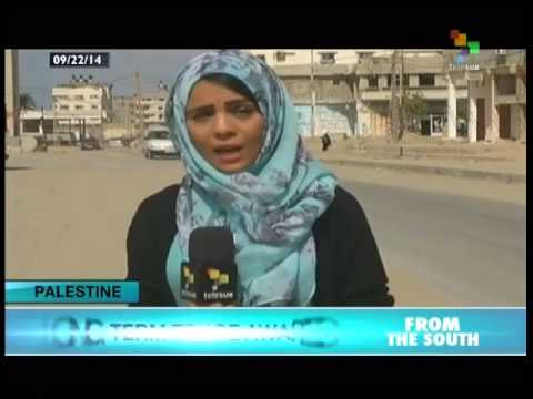 Israel/Palestinian cease-fire in Gaza set to expire