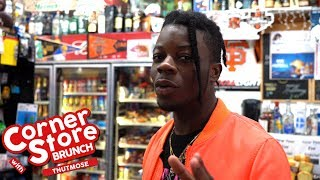 Corner Store Brunch: Thutmose || EP. 10