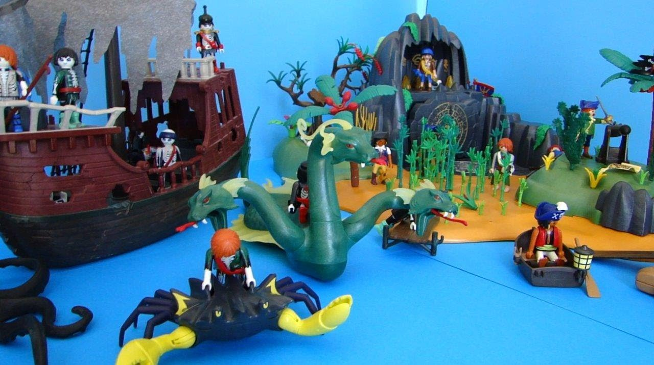 Piraten Playmobil Playmobil Pirates Piraten Demo