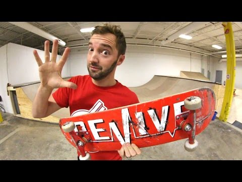 5 Ways To Make Your Skateboard Last Longer!