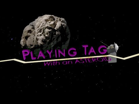 NASA | Playing Tag With an Asteroid